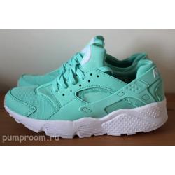 Мятные/бирюзовые женские кроссовки Nike Air Huarache WmNs Mint Teal