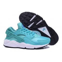Бирюзовые женские кроссовки Nike Air Huarache WmNs Turquoise Artisan Teal