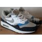 Серо/черно/синие мужские кроссовки Nike Air Max 87 Gray Black Blue