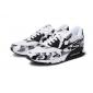 Черно/белые женские кроссовки Nike Air Max 90 Military Black White Camouflage