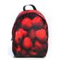 Красный городской рюкзак 'Малина'  Red Raspberries Backpack SL