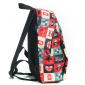 """Бирюзовый городской рюкзак """"Розы"""" Mint Roses Dots Backpack SL"""
