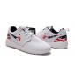 Белые кроссовки с американским флагом Nike Roshe Run White USA