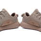 Коричневые кроссовки Adidas Yeezy Boost 350 Oxford Tan By Kanye West