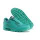 "Бирюзовые кроссовки Nike Air Max 90 Hyperfuse Independence Day Turquoise ко ""Дню Независимости США """