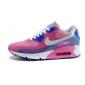 Сине-розовые женские кроссовки Nike Air Max 90 Hyperfuse Pink/Blue