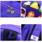 Фиолетовый рюкзак Adidas Original Sneakers Violet Backpack Limited