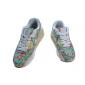 Цветочные бирюзовые женские кроссовки Nike Air Max 90 Flower Mint
