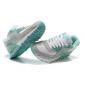 Бирюзово/белые женские кроссовки Nike Air Max 90 White Turqoise