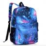 Рюкзаки Galaxy с космическим принтом