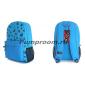 Синий рюкзак со черепами Nikki Nanaomi Backpack Light Blue Skull